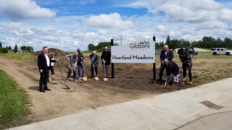 Heartland Meadows Breaks Ground!